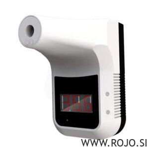 stenski infrardeči brezkontaktni hitri termometer