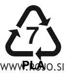 Recycle 7 PLA
