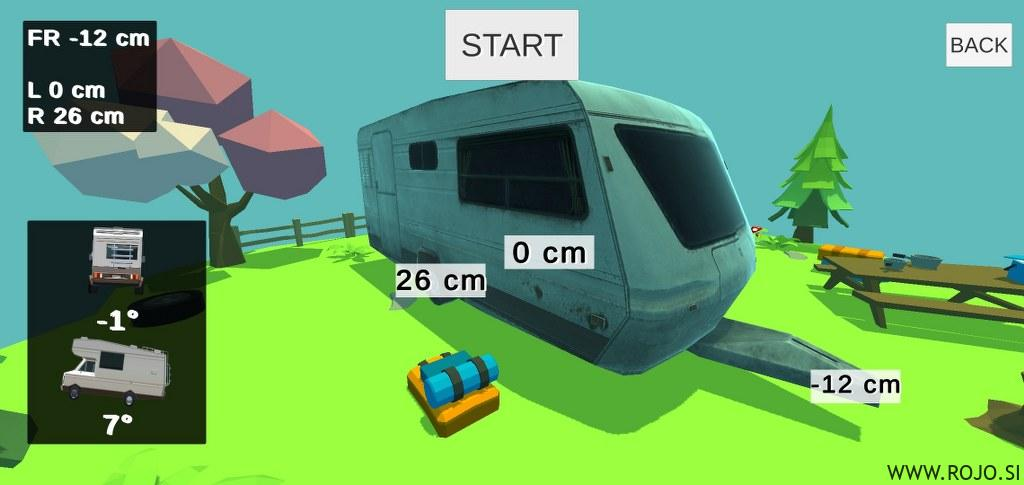 Simple Leveler - Camper Leveler Trailer Leveler RV leveling