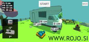 Trailer leveler Camper leveler RV Simple Leveler